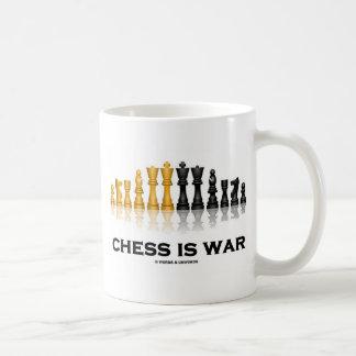 Chess Is War (Chess Attitude) Coffee Mug
