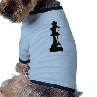 Chess - King Dog Tee Shirt