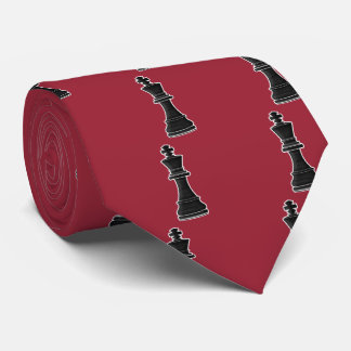 Chess King Tie