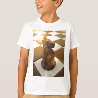 Chess Knight Kid's T-Shirt