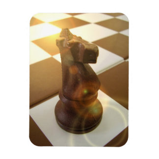 Chess Knight  Premium Magnet Magnets