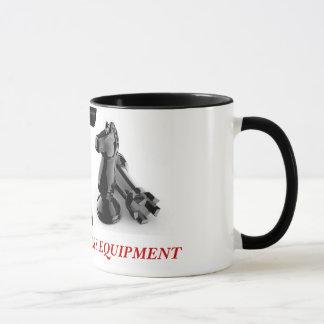 chess__knight_rook, CENTRAL NY CHESS EQUIPMENT Mug