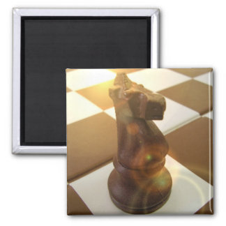 Chess Knight Square Magnet Fridge Magnets