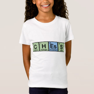 Chess Made of Elements T-Shirt