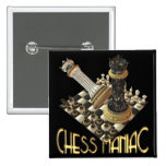 Chess Maniac Buttons