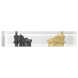 Chess Master Name Plate