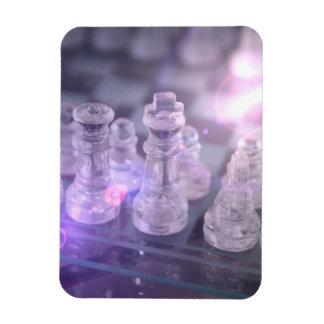 Chess Master Premium Magnet Rectangle Magnet