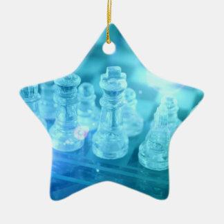 Chess Match Ornament