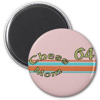 Chess Mom Magnet