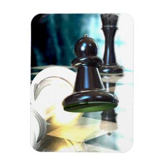 Chess Move Flexible Magnet Vinyl Magnets