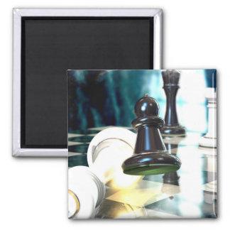 Chess Move  Magnet Fridge Magnets