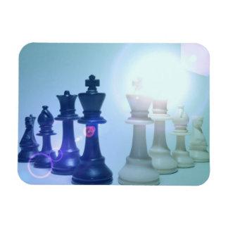 Chess Moves Flexible Magnet Flexible Magnet