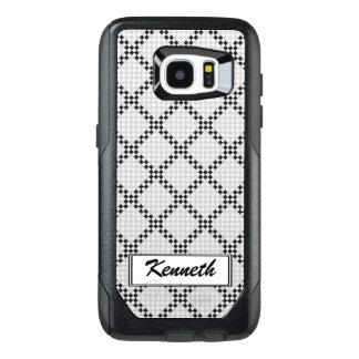 Chess Pad by Kenneth Yoncich OtterBox Samsung Galaxy S7 Edge Case