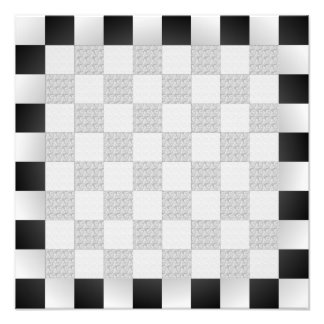 Chess Pad Photo Print