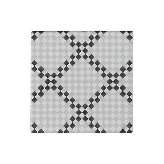 Chess Pad Stone Magnet