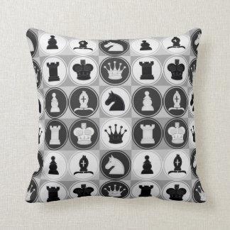 Chess Pattern Cushion