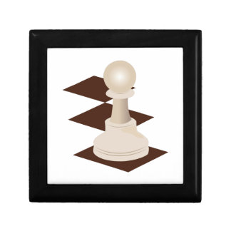 Chess Pawn Jewelry Boxes