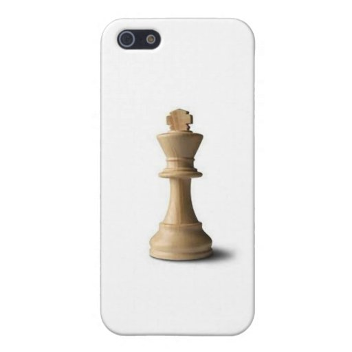 Chess Piece Case For iPhone 5