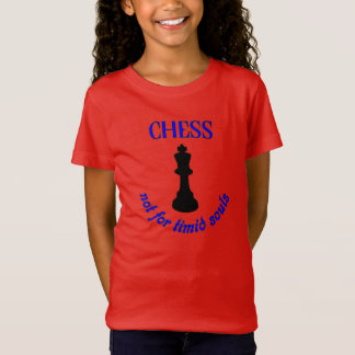 Chess Piece King - Funny Saying - T Shirt for Kids