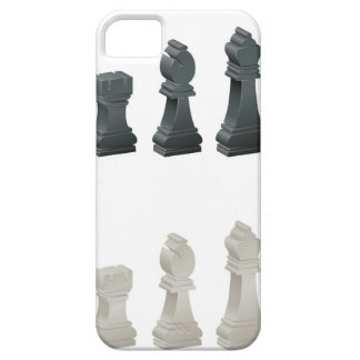 Chess pieces iPhone 5/5S covers