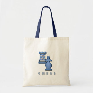 Chess Pieces Environmental Tote Bag
