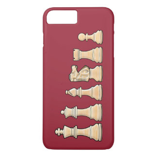 Chess Pieces iPhone 7 Plus Case