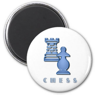 Chess Pieces Round Magnet Refrigerator Magnets