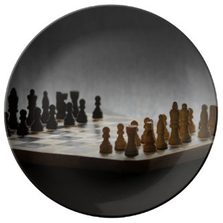 Chess Plate