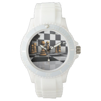 Chess Play King Watch