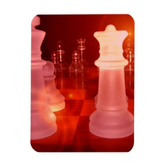 Chess Play  Premium Magnet Vinyl Magnets