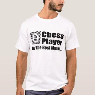 CHESS PLAYER GET THE BEST MATES T-Shirt