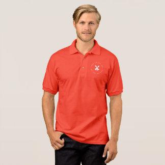 Chess Polo: Bishop Pair Polo Shirt