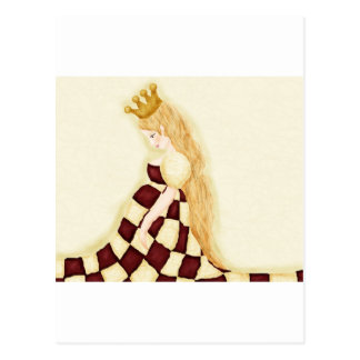 Chess Postcard