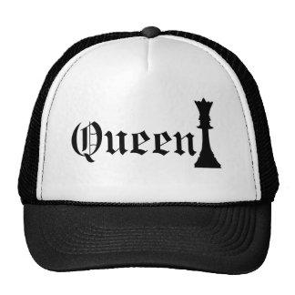 Chess Queen Cap