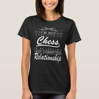 Chess Relationship T-shirt