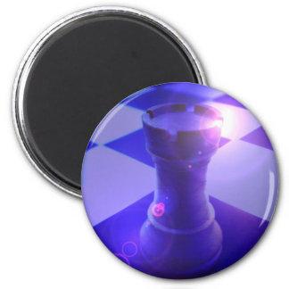 Chess Rook Magnet Fridge Magnets