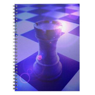 Chess Rook Notebook