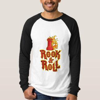 Chess Rook & Roll T-Shirt