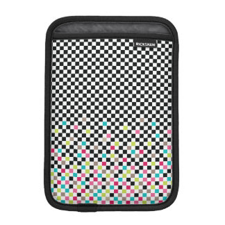 Chess seamless pattern iPad mini sleeve