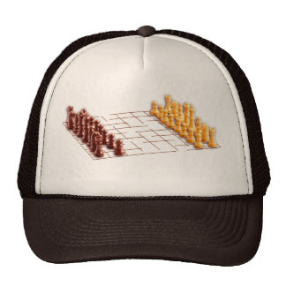 Chess Set Cap