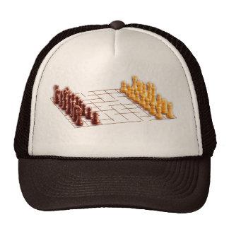 Chess Set Hat