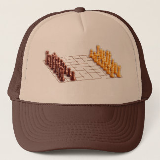 Chess Set Trucker Hat