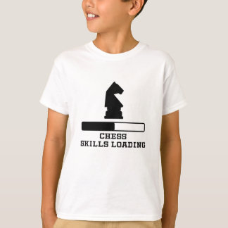 Chess Skills Loading T-Shirt