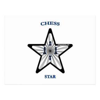 Chess Star Post Cards