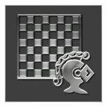 Chess Strategy Invitation