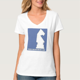 Chess T-Shirt with Chess Motif
