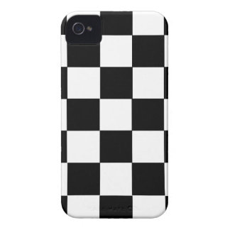 chess table black and white squares case Case-Mate iPhone 4 cases