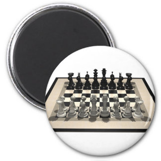 Chessboard and Chess Pieces: Magnet