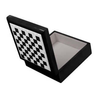 Chessboard Large Square Gift Box