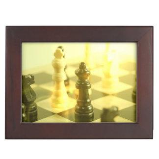 chessboard keepsake box